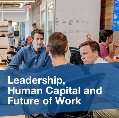 Leadership, Human Capital and Future of Work