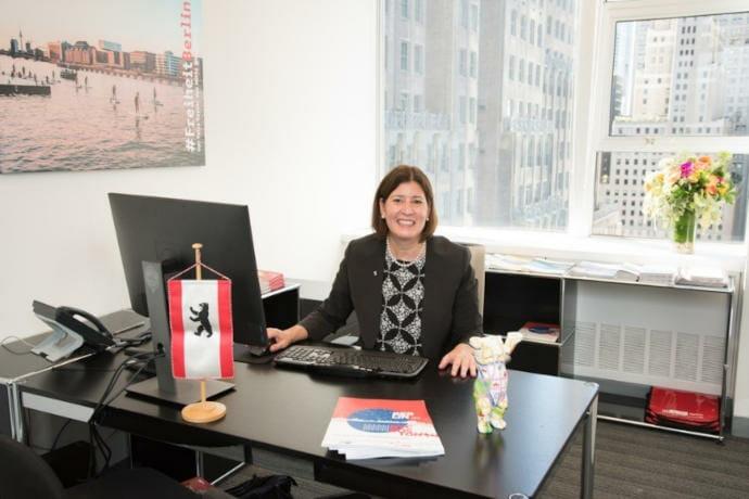Berlin Business Office, USA