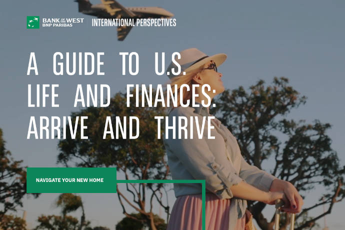 A Guide To U.S. Life And Finances: Arrive And Thrive
