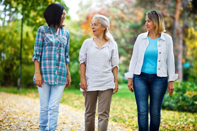 GABA Women's Walk and Talk