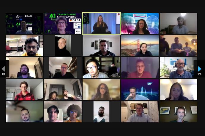 1st Transatlantic AI Hackathon