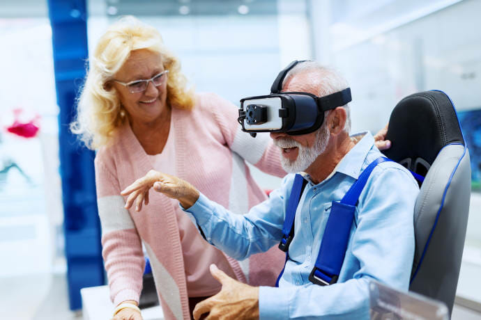 Aging With Technology Event
