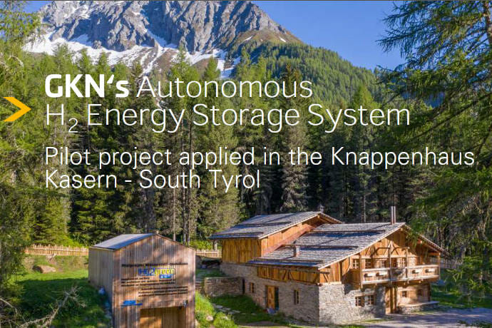 Hydrogen - The Renewable Energy Storage Of The Future Event